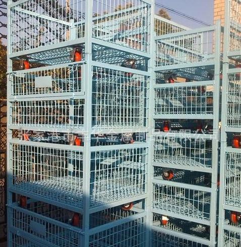 折叠式网箱